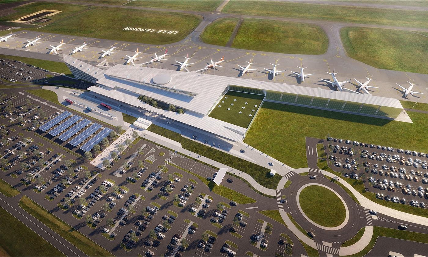 Préfiguration de la modernisation du terminal
